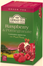 Ahmad Tea - Gr�ner Tee - Raspberry & Pomegranate